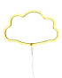 Neon Style Light Cloud – Yellow