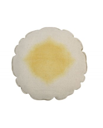 washable-cushion-rounded-tie-dye-yellow