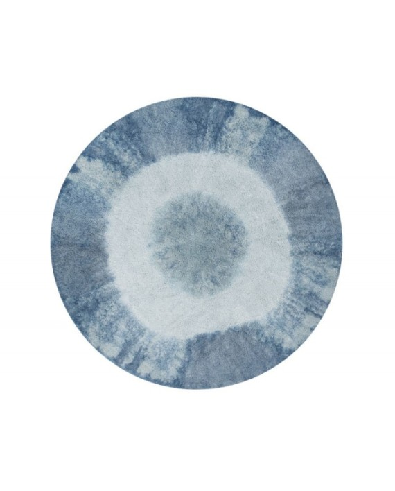washable-rug-rounded-tie-dye-vintage-blue