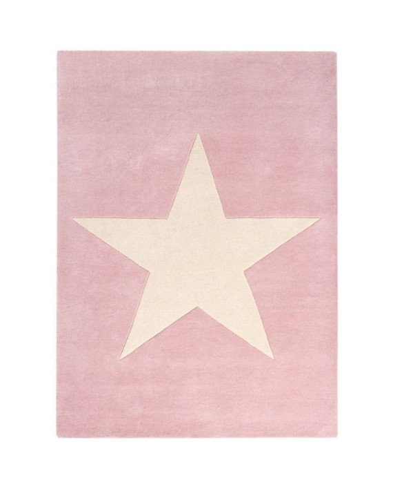 wool-rug-big-star-vintage-nude