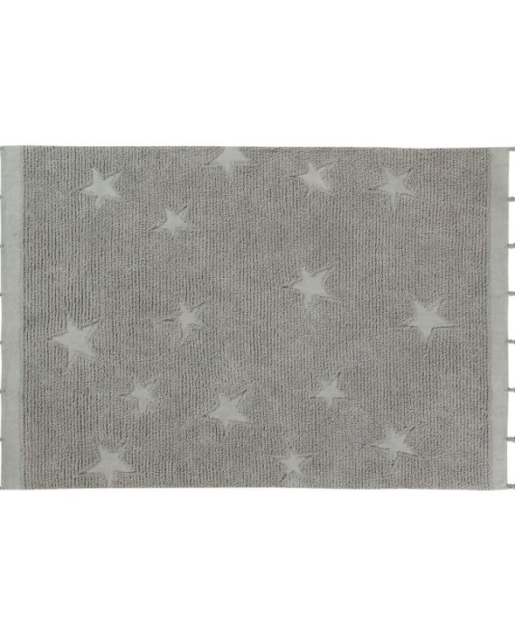 cotton-washable-rug-hippy-stars-grey