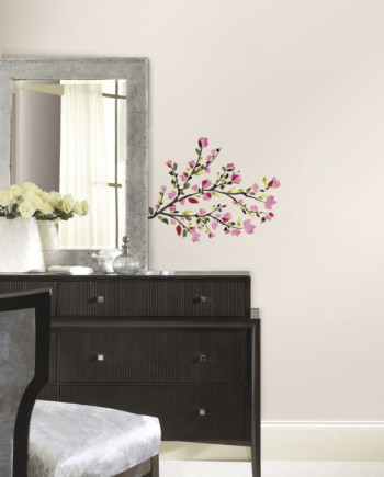RMK2408SCS_Pink_Blossom_Branch_Wall_Decals_Roomset-580x725
