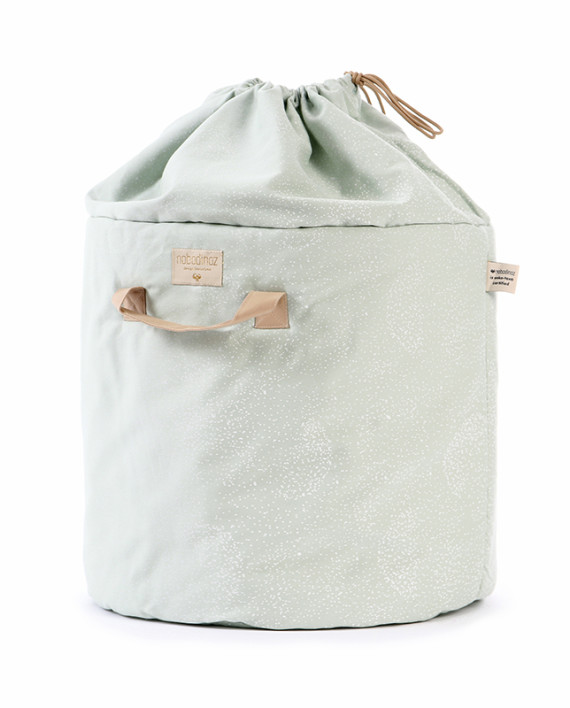 bamboo-toy-bag-sac-a-jouet-guarda-juguetes-white-bubble-aqua-nobodinoz-1