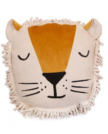 N112572_-_Coussin_Lion_Farniente_yellow_-_1