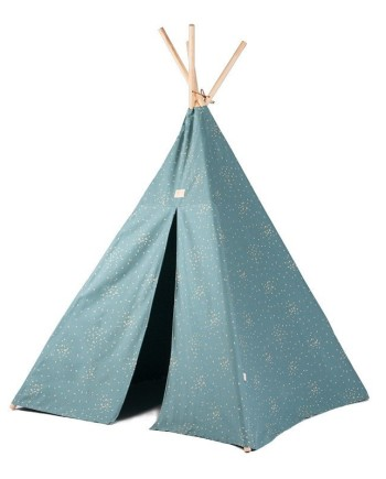 phoenix-teepee-tipi-gold-confetti-magic-green-nobodinoz