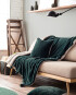 Κουβερτάκι Gofis Home Softy Pine Green 478/18