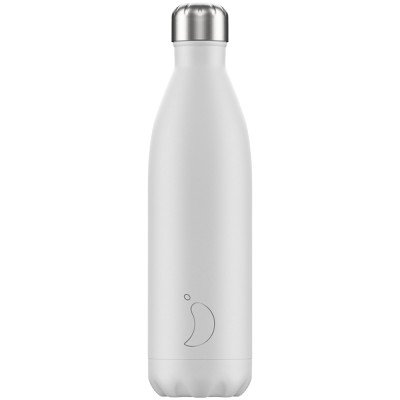 chilly-s-thermos-drinking-bottle-white-matte-750-ml