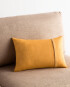 Μαξιλαροθήκη Gofis Home Chrome Mustard/Off White 930C/10